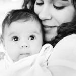 Adriana y la pequeña Martina -35mm f/2.8